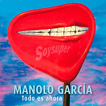 """García Manolo """"todo es ahora"""""""
