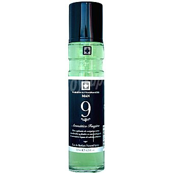 FASHION & FRAGANCES nº 9 aromático Fougere eau de parfum natural Man Spray 125 ml