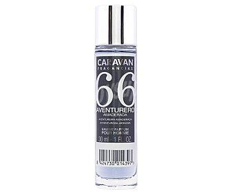 Caravan Eau de perfume para hombre con vaporizador en spray 66 30 ml