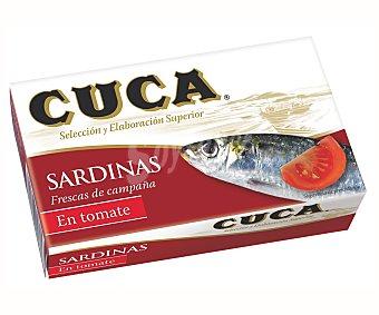 Cuca Sardinas en Tomate Lata de 80 g