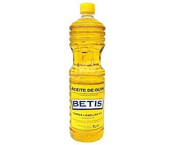 Betis Aceite de oliva suave Botella de 1 l