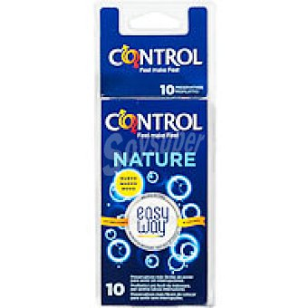 Control Preservativo Nature Easy Way Caja 10 unid