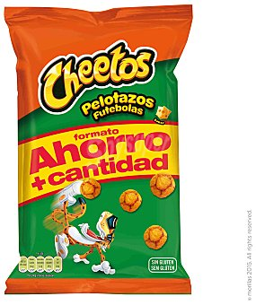 Cheetos Matutano Cheetos Pelotazos 162 g