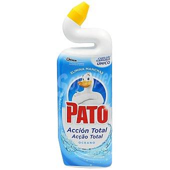 Pato Gel limpiador WC líquido antical aroma oceánico 750 ml