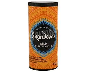 Sharwood's Sazonador curry suave Bote 113 g