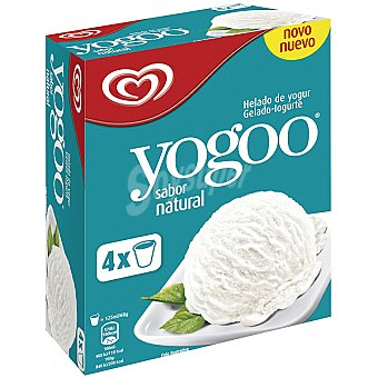Frigo Yogoo Tarrina Natural 4undx125ml