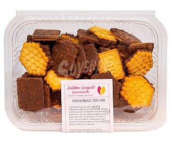 Gargallo Galletas gradina con chocolate 200 g