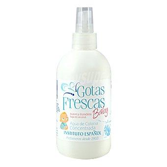 Gotas Frescas Colonia concentrada baby 250 ml