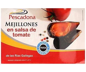 Pescadona Mejillones en salsa de tomate 400 g