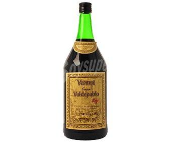 Valdepablo Vermouth Casero Rojo Botella 1,5 Litros