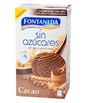 Fontaneda Galletas sin azúcar cacao 315 g