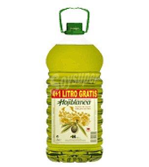 Hojiblanca Aceite de oliva virgen extra 4+1 litro