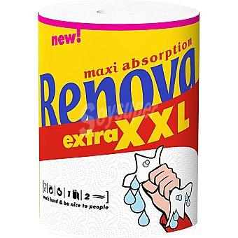 RENOVA rollo de cocina maxi-absorción extra xxl triple rollo envase 1 unidad
