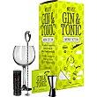 Para preparar gin&tonic Edicción enebro Estuche 1 unidad MY KIT GIN&TONIC Set
