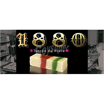 1880 Turrón de frutas Tableta 250 g