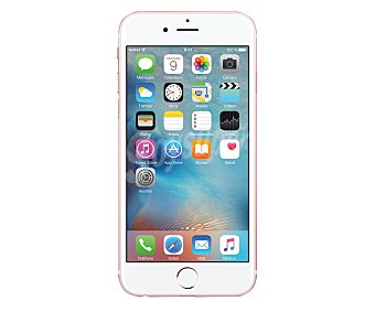 "APPLE iPHONE 6S Rosa 16GB Smartphone libre 4,7"" iPHONE 6S oro rosa, A9, 16GB, 1334 x 750px, 12 Mpx, iOS 9."
