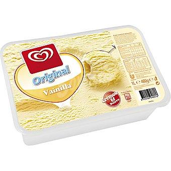 Frigo Helado sabor vainilla Original Tarrina 1 l