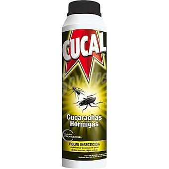 Cucal Insecticida en polvo para cucarachas y hormigas Bote 200 g