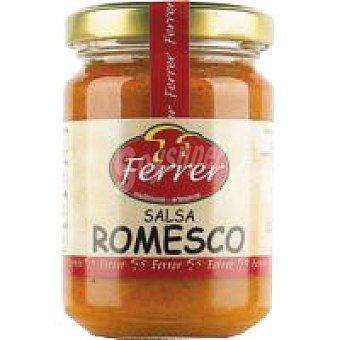 Ferrer Salsa romesco Tarro 140 g