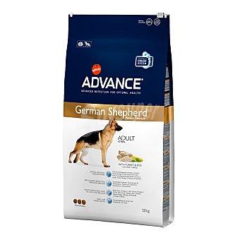 Pastor Pienso para perros adultos Pastor Alemán Advanced pavo y arroz 12 kg 12 kg