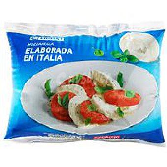 Eroski Queso Mozzarella Bolsa 125 g