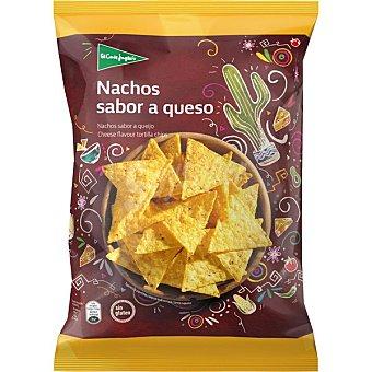 Aliada Nachos fritos de maíz sabor queso Bolsa 200 g