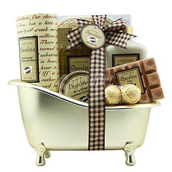 Noah Bañera de baño chocolate 1 ud