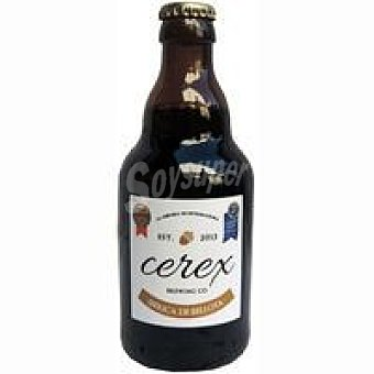 Cerex Cerveza ibérica de bellota Botellín 33 cl