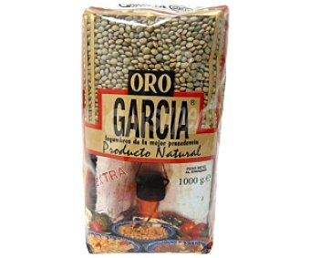 García Oro Lenteja pardina 1 kg