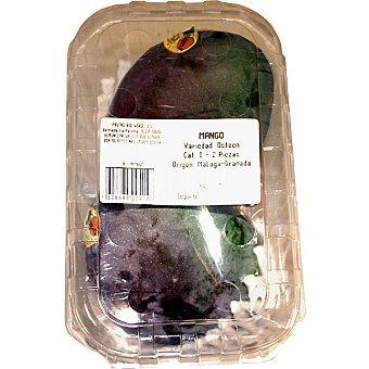 Mangos peso aproximado Tarrina 1 kg