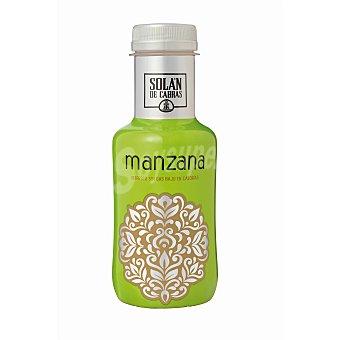 Bisolán Refresco agua mineral sabor manzana Botella 33 cl