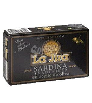 La Jira Sardinilla en aceite de oliva selección 90 g