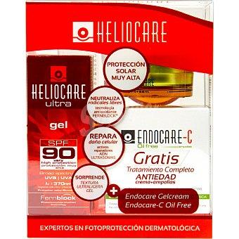 HELIOCARE Ultra Gel protección solar muy alta SPF 90 textura ultraligera e hidratante  50 ml