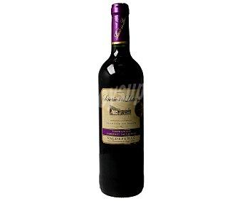 Señorio de Los Llanos vino tinto joven D.O. valdepeñas botella 75 cl