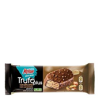Kalise Helado cacahuete con caramelo Trufo Plus sin gluten 80 g