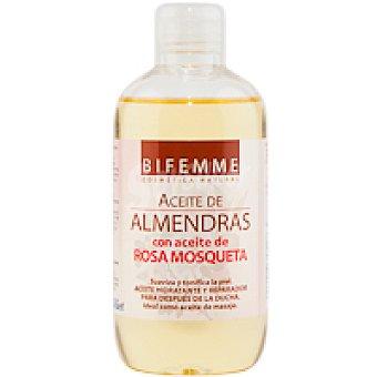 BIOFEMME Aceite de almendras con rosas Bote 250 ml