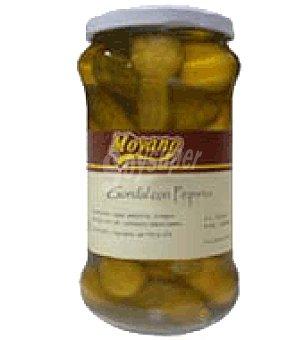 Moyano Aceitunas gordal pepinillo sin azúcar 120 g