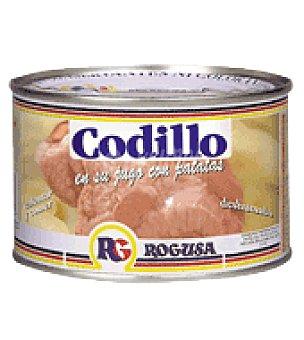 Rogusa Lata de codillo en su jugo con patatas 410 g
