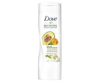 Dove Loción corporal con aceite de aguacate y extracto de calédula para todo tipo de pieles 400 ml