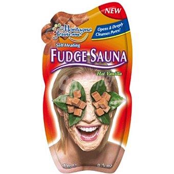 MONTAGNE JEUNESSE Mascarilla facial sauna dulce de azúcar Envase 15 g