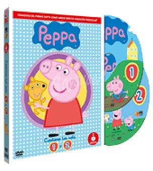 PEPPA PIG VOL 1 + 2DVD