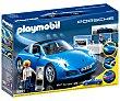 Escenario de juego Concesionario Porsche 911 Targa 4S, Porsche 5991 playmobil  Playmobil