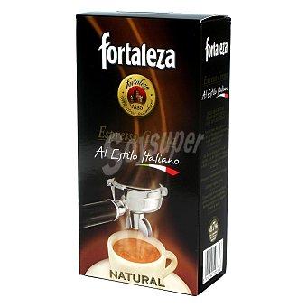 Fortaleza Café molido natural expreso estilo italiano 200 g