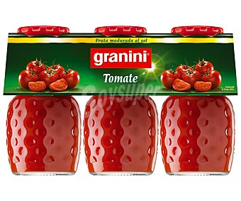 Granini Néctar de tomate Brick de 20 centilitros pack de 3