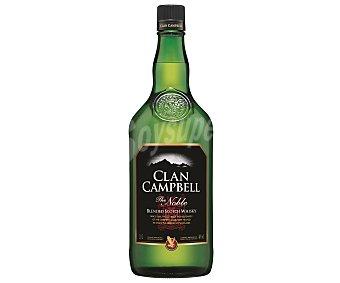 Clan Campbell Whisky blended escocés Botella de 2 litros