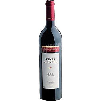 Viñas del Vero Vino tinto cabernet merlot D.O. Somontano Pack 4 botellas 25 cl