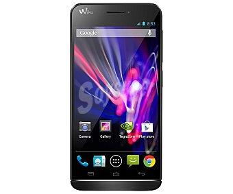 WIKO WAX NEGRO Smartphone libre