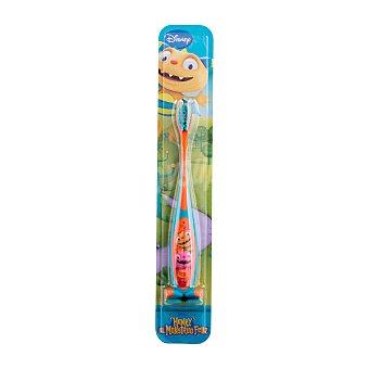 Sp-berner Cepillo dental infantil personaje disney henry el monstruo feliz a partir 3 años azul u