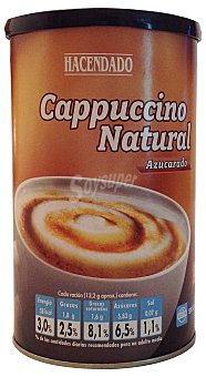 Hacendado Cafe soluble cappuccino natural Bote 250 g