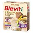 Papilla instantánea 8 cereales y galletas 600 Gramos Blevit